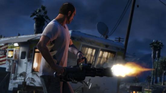 GTA 5 Trevor