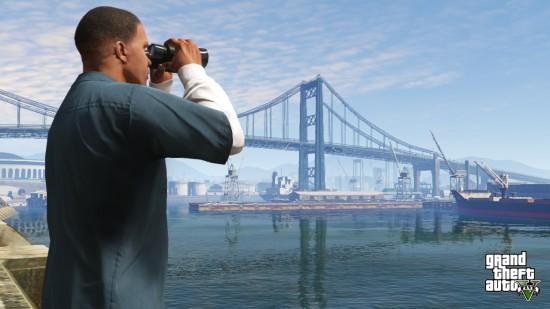 Endlich in Sichtweite: Das GTA 5 Release ist nicht mehr fern.