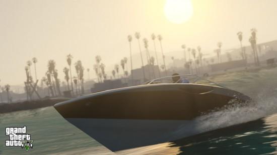 Eine rasante Verfolgungsjagd zu Wasser gefällig? In GTA 5 ist so ziemlich alles möglich!